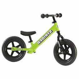 Strider 12 Classic No-Pedal Balance Bike - Green