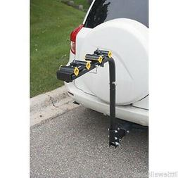 Tilt Down Hitch Mount 2 or 4 Bicycle Bikes Rack Carrier Trai