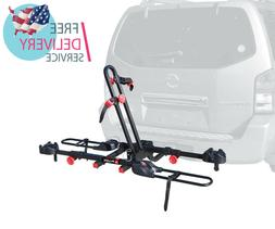 2 - Bike Hitch Racks for 1 1/4 in Carrier Rack Heavy Duty fo
