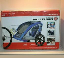 Schwinn 2 Seater Shuttle Bike Trailer ***Will ship fast new