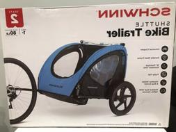 Schwinn 2 Seater Shuttle Bike Trailer ***Will ship within 24