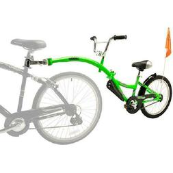 """WeeRide 20"""" Co-Pilot Child Bike Trailer, Height Sizes 4'2"""" a"""
