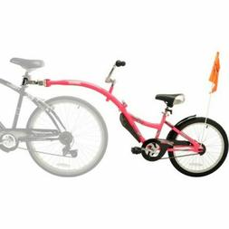 "20"", Co-Pilot Child Bike Trailer, Pink, For Ages 5-9 Bicycle"