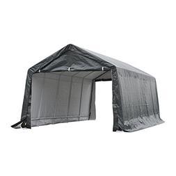 Outsunny 20' x 12' Heavy Duty Temporary Outdoor Carport Cano