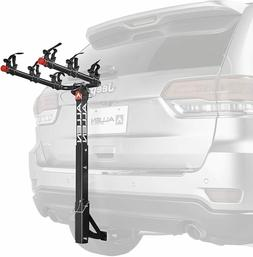 3 Bike Rack Deluxe SUV Car Truck Trailer Hitch Mount 1.25 to