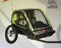 Allen sports deluxe 2 In 1 child bike trailer and stroller N