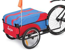 Sepnine Newest Steel Frame Bicycle Bike Cargo cart Luggage T
