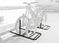 4 Bike RV Bumper Mount Rack Bicycle Camper Trailer Transport