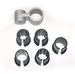 bicycle trailer hitch kit