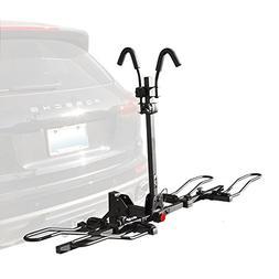bike bicycle hitch mount rack