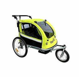 Booyah Strollers Child Baby Bike Bicycle Trailer and Strolle