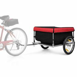 Bike Cargo Versatile / Luggage Trailer w/ Folding Frame & Qu
