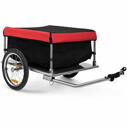 Bike Cargo / Luggage Trailer w/ Folding Tool & Quick Release