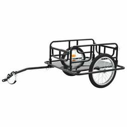 bike cargo trailer 51 2 steel black