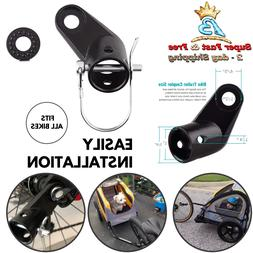 Bike Coupler Angled Elbow Linker Attachment Hitch Instep Sch