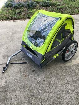 InStep Bike Trailer, Double Child Seat