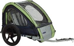 Instep Bike Trailer For Toddlers, Kids, Single And Double Se