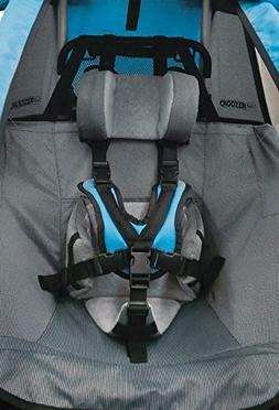 Croozer bike trailer accessories Seatpost for child trailer
