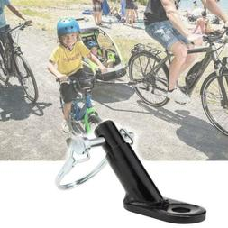 Bike Trailers Bicycle Coupler Angled Elbow Attachment Hitch