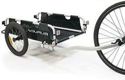 Burley Flatbed, Aluminum Utility Cargo Bike Trailer, New