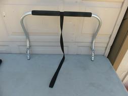 Burley stroller push handle parts handlebar assembly  conver
