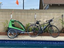Thule Cadence Kids 2 Bike Trailer Retail