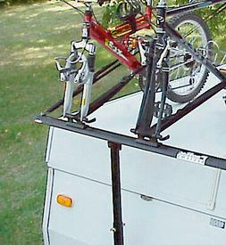 ProRac Camper Trailer 2 Bike Bicycle Carrier Rack