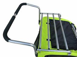 Cargo Rack for Booyah Strollers Medium Pet Bicycle Trailer a