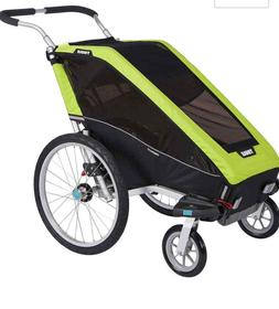 Thule Chariot Cheetah XT Bike Wagon Trailer Stroller