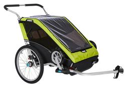 Thule Chariot Cheetah XT Multisport Trailer 1 Child-Chartreu