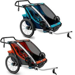 Thule Chariot cross 2 Bicycle Trailer Multisport-Anhänger T