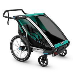 Thule Chariot Lite 2 Bike Trailer - BLUEGRASS