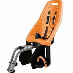 Child Baby Seat Rack Bike Carrier Trailer Mounted Orange