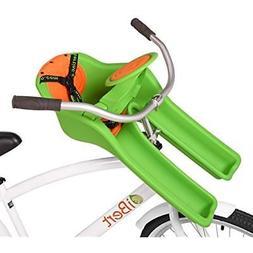 "IBert Child Seats Bicycle Safe-T-Seat, Green Bike Sports "" O"
