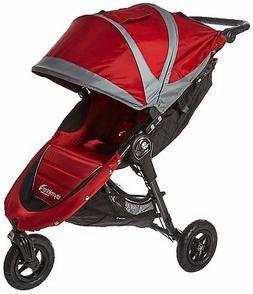 Baby Jogger City Mini GT Single Child Stroller Crimson