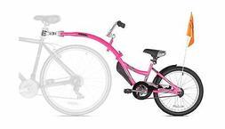 WeeRide Co-Pilot Bike Trailer Pink