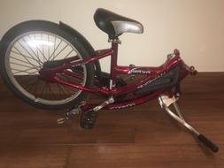 WeeRide Co-Pilot Child Bike Trailer. Bike trainer