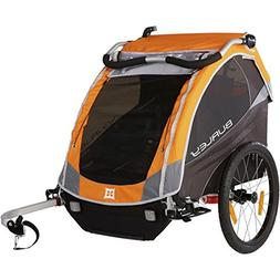 Burley D'lite Dee Lite Child Bike Trailer-Bicycle Child Carr