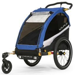 Burley D'Lite Single Kids Bike Bicycle Trailer Stroller Old