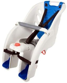 Schwinn Deluxe Bicycle Mounted Carrier Bike Seat For Kids To
