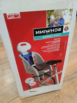 Schwinn Deluxe Bicycle Wheel Mounted Child Seat