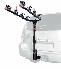 Allen Sports Deluxe 4-Bike Hitch Mount Rack with 2-Inch Rece