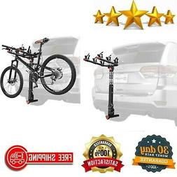 Allen Sports Deluxe Locking Quick Release 3-Bike Carrier for