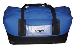 DRY PAK Waterproof Duffel Bag, LG, Blue