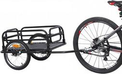 foldable bicycle cargo trailer large sized 20300