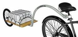 Weehoo iGo Cargo Utility Bike Trailer Gray