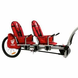 Weehoo iGo 2 Bike Trailer One Color, One Size