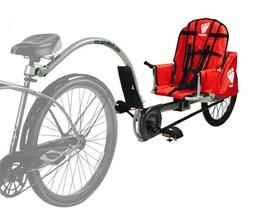 Weehoo iGo Turbo Bicycle Trailer For Kids USA SELLER