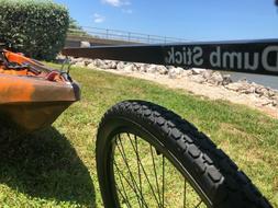 Kayak Tow Bar, Bicycle Tow Bar, SUP, Canoe Trailer, Dumb Sti