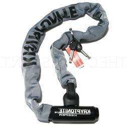 Kryptonite Keeper 785 Integrated Bicycle Lock Chain Bike Loc